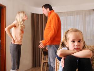 Parents swear, and children suffer