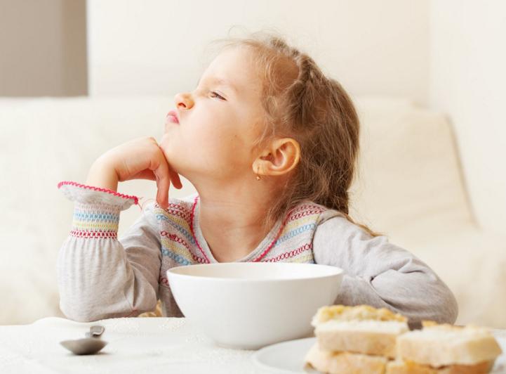 Çocuğum Yemek Seçiyor (I)