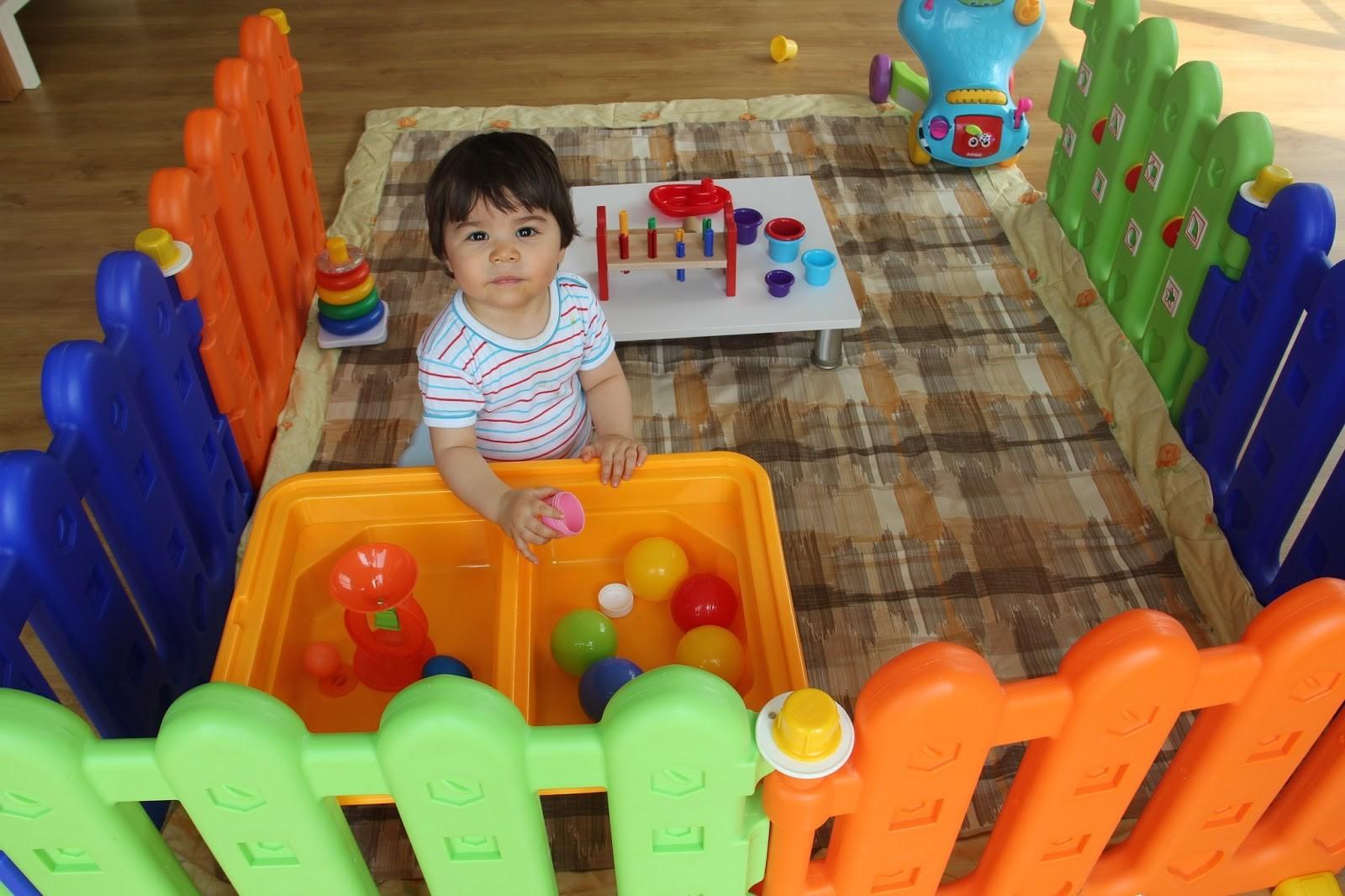 Çocuğunuzun Oyun Alanında Güvenlik