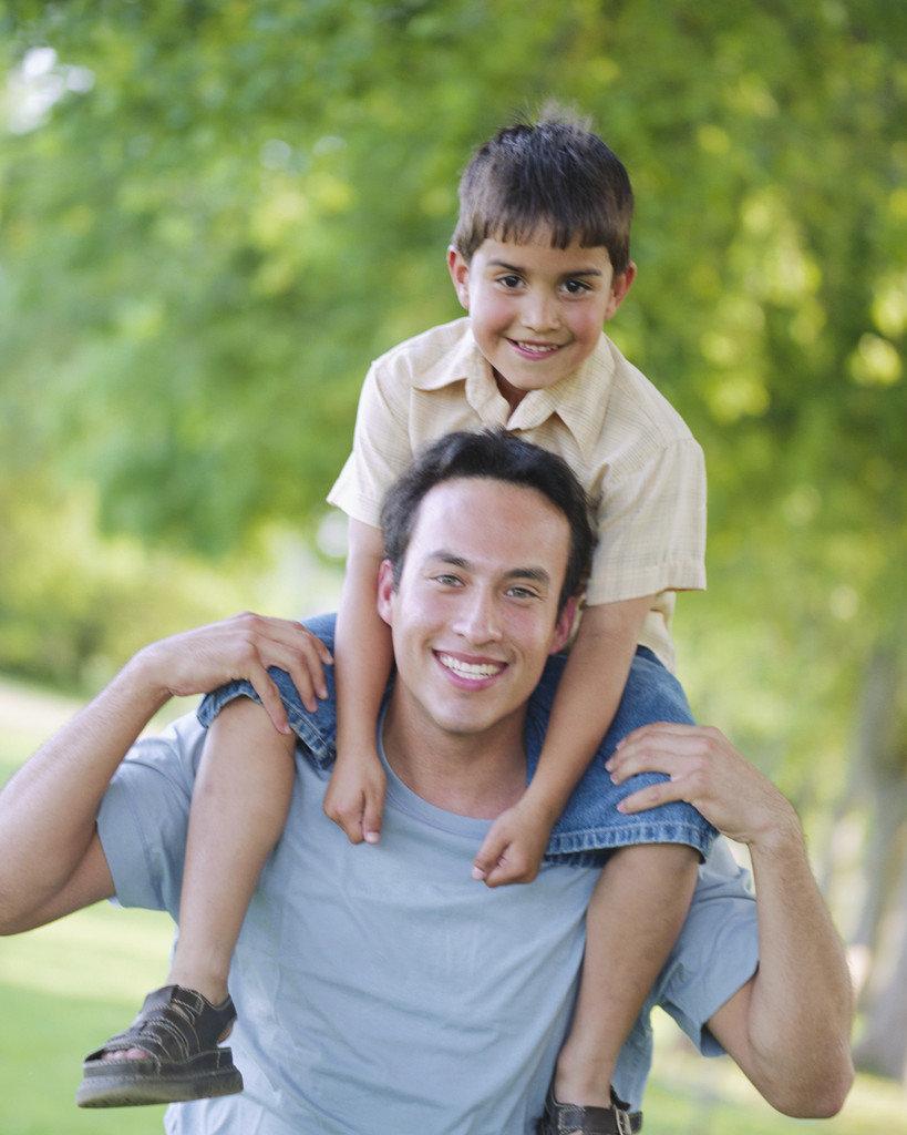 Babanın Çocuğun Yaşamındaki Yeri…