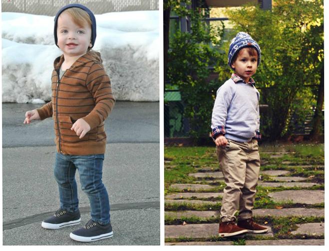 Çocuğum Giysi Seçiyor (I)