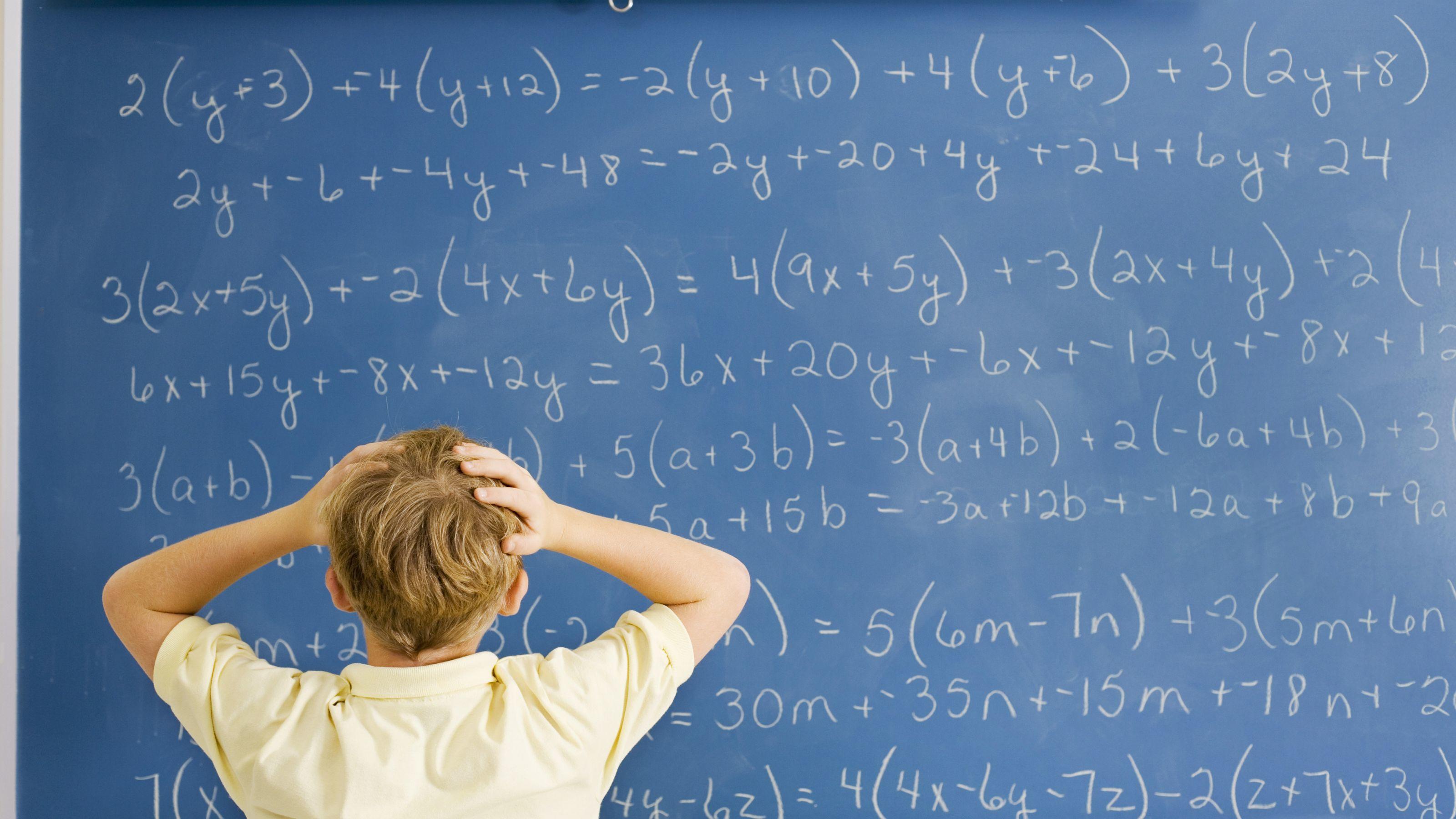 Matematiğe Karşı Korkunun Yenilmesi için Çocuklarda Uygulanması Gerekenler