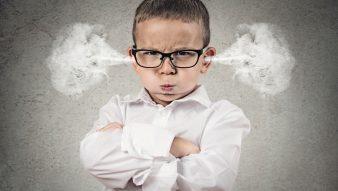 Çocuğum Neden Bu Kadar Öfkeli Davranıyor