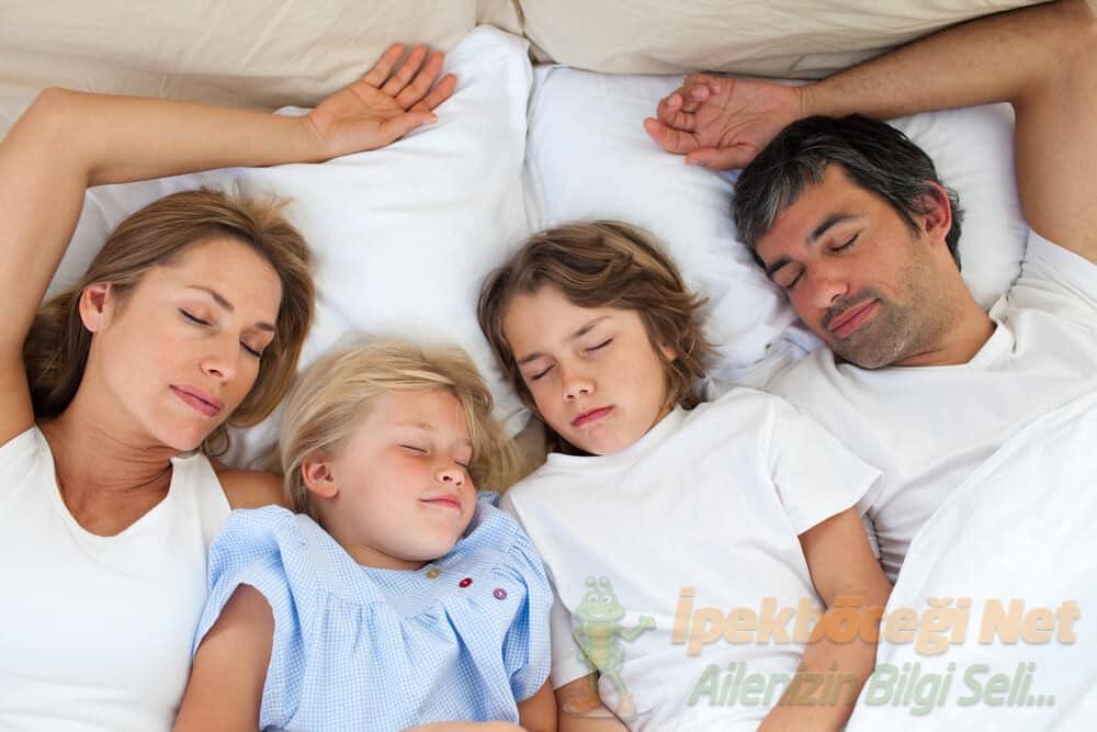 Çocuğumuz Bizimle Yatmak İsterse