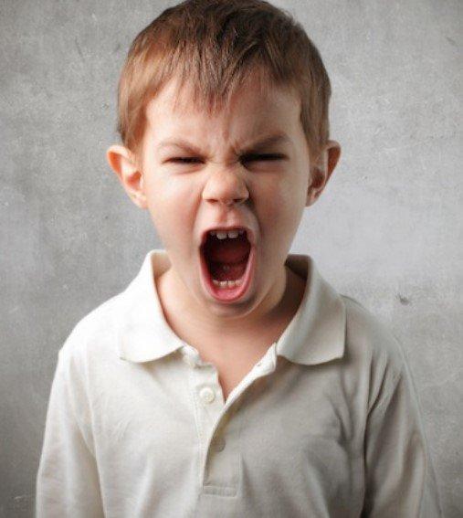 Çocuğum Kızgın Olduğunda Kaba Konuşuyor (I)