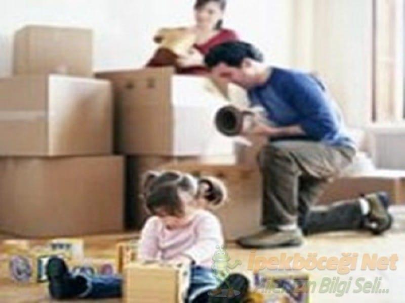 Çocuklarda Taşınma Stresi (I)