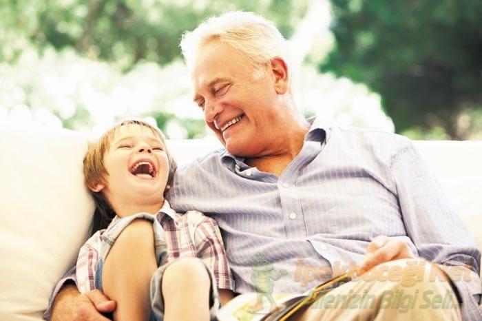 Çocuklarda Büyükanne – Büyükbaba Sevgisi (I)