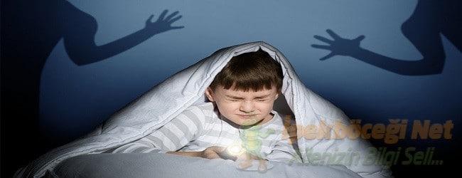 Çocuklar Nelerden Korkarlar?