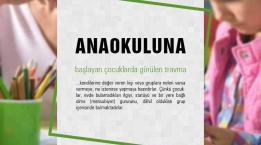 Anaokulu Trawma