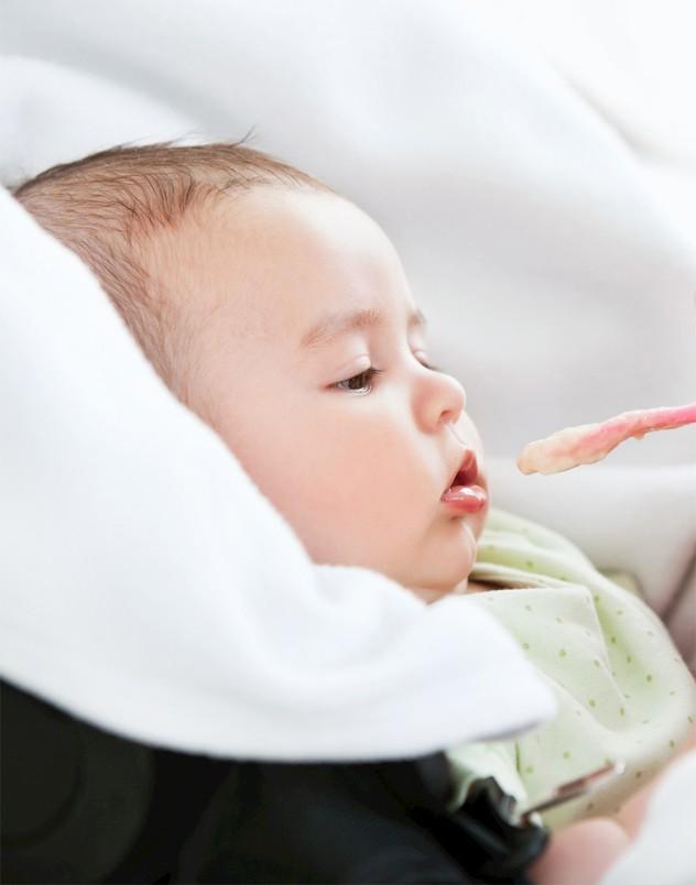 Bebeklerin İlk Yiyecekleri…