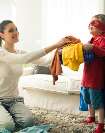 Çocuklu Evlerin Temizliği