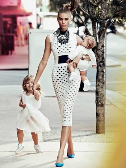 Süper Anne Olmanıza Hiç Gerek Yok…